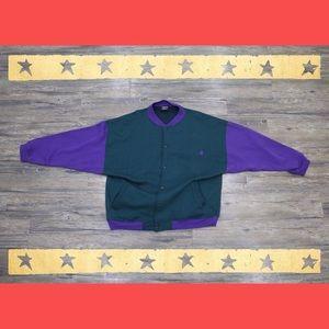 Vintage Cherokee Varsity Sweater